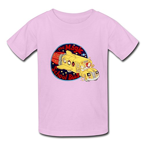ywt-the-magic-school-bus-kids-t-shirts-funny-quotes-size-xl-pink