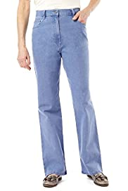 Classic Collection Piazza Straight Leg Denim Jeans