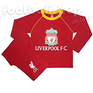 Liverpool FC Crest Kids Pyjamas from Liverpool FC