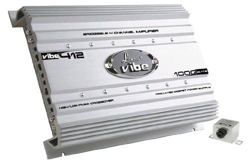 Lanzar VIBE412 Amplificateur de voiture 4 canaux Mosfet 1000 W
