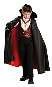 Transylvanian Vampire Costume, Medium