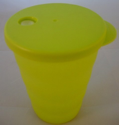 tupperware-onda-joven-recipiente-pajita-amarillo-330ml