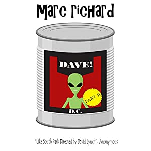 Dave! Part 2: D.C. Audiobook