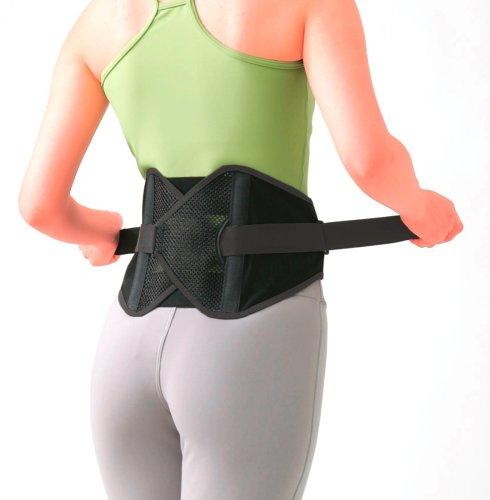 KONAMI 腰椎保護ベルト パワフルギア ワイドタイプL