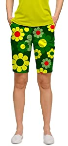 Augusta Magic Loudmouth Ladies Golf Shorts by Loudmouth Golf