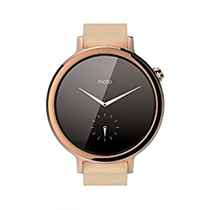 Motorola Moto 360 Small 2nd Generation SmartWatch - Rose Gold