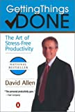 cover of Getting Things Done: The Art of Stress-Free Productivity