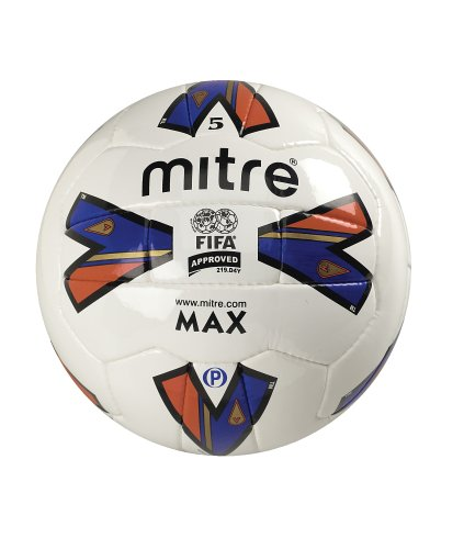 Mitre Max Soccer Ball (Size 5)