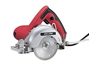 Skil 3510-02 4-Amp 3/8-Inch Tile Saw (Red)