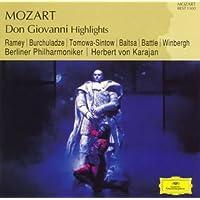 モーツァルト:歌劇「ドン・ジョヴァンニ」ハイライト