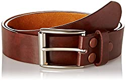 Moda Di Raza- Men's 'Dapper' Belt - Brown/XL
