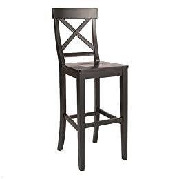 Paloma Augusta Amp Swivel X Back Counter Stool Amp Chair From
