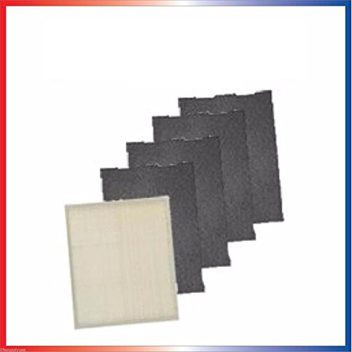 Heating, Cooling & Air Complete Filter Replacement Set Whirlpool Whispure AP450 AP510 1183054 1183054K