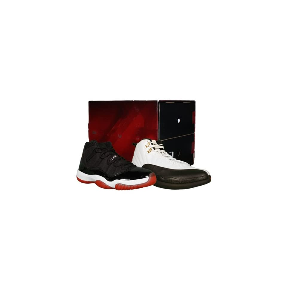 finest selection 9d599 fa2a3 Nike Air Jordan Collezione 11 12 Countdown Pack Mens Basketball Shoes  338149 991
