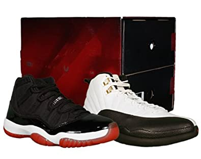 separation shoes b184e 98088 Nike Air Jordan Collezione 11 12 Countdown Pack Mens Basketball Shoes  338149 991 on PopScreen