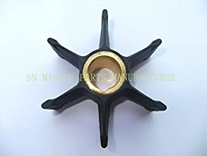 Impeller 389589 777129 18-3055 for Johnson Evinrude OMC BRP 2-stroke 40HP 45HP 50HP 55HP 60HP Outboa