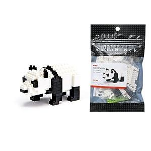 nanoblock コレクション ジャイアントパンダ