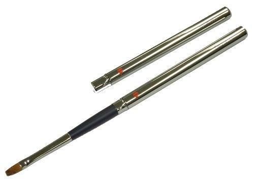 熊野筆 リップブラシ キャップ式 PL11