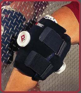 ProSeries Knee Double ice wrap hot and cold therapy by Pro-series