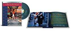 The Fifth Element Cinema Series (Blu-ray + UltraViolet + Limited Edition Clear Case Packaging)