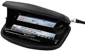 mumbi Tasche für Falk / Navigon MAX / Medion / TomTom / Garmin / Becker für Navigationssysteme mit 10,9 cm / 12,7 cm (4,3 Zoll / 5 Zoll) Display