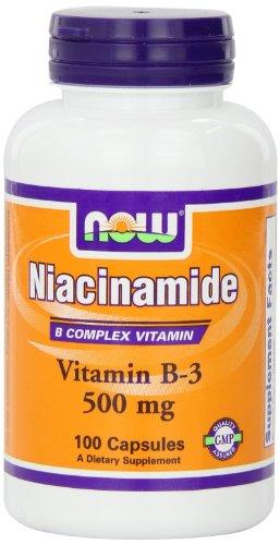 Now niacinamide