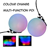 Poly Poi - Multi-Function LED Glow Poi SHOP SECONDS