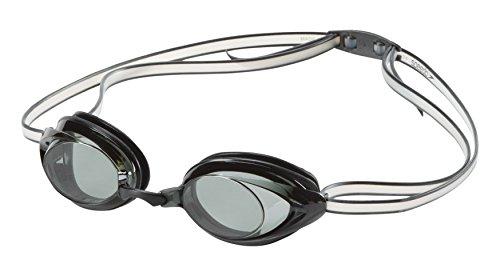 Speedo Jr. Vanquisher 2.0 Swim Goggles, Smoke, One Size (Low Profile Exercise Equipment compare prices)