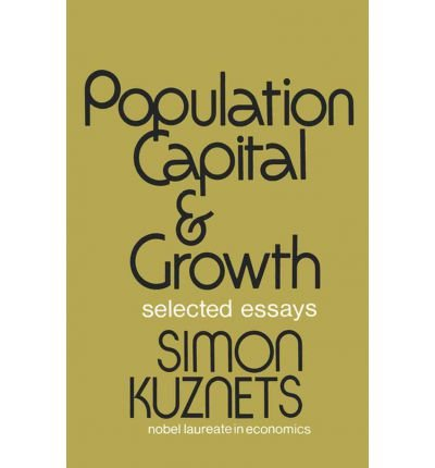 population capital and growth selected essays