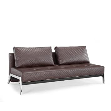 Lifestyle Solutions Denmark Euro Lounger in Brown