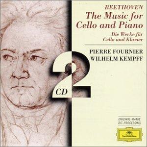 Beethoven: sonates pour violoncelle et piano 41052FH47FL