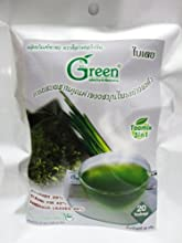 DrGreen  3in1 Mulberry with Pandanus Herbal Teamix 40g 2g x 20 Sachets Product of Thailand