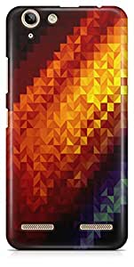 Lenovo K5 Back Cover by Vcrome,Premium Quality Designer Printed Lightweight Slim Fit Matte Finish Hard Case Back Cover for Lenovo K5