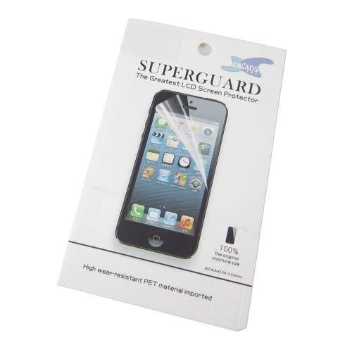 jbTec® Displayschutzfolie zu Samsung Galaxy S Duos 2 / GT-S7582, Galaxy Trend Plus / GT-S7580 - Displayschutz-Folie, Schutzfolie, Displayfolie