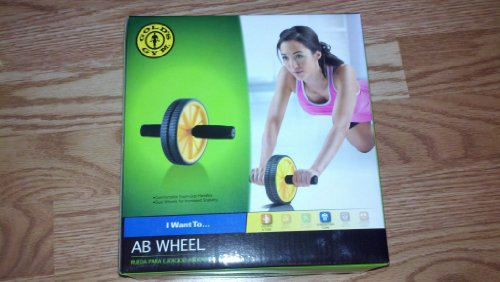 Gold's Gym Ab Wheel (Gold Gym Ab Wheel compare prices)
