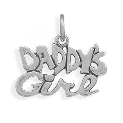 MMA Silver - Daddys Girl Charm