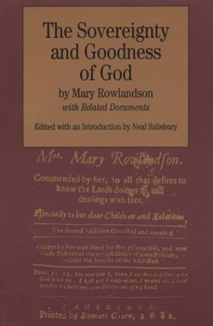 The Sovereignty and Goodness of God: with Related...