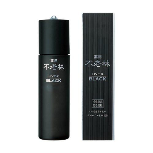 薬用不老林 ライブX ブラック 200ml