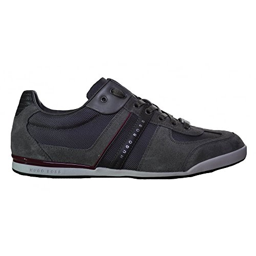 Boss Green Akeen Herren Sneakers Grau thumbnail