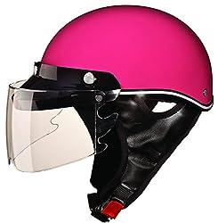 Studds Troy Sporting Helmet (Pink, L)