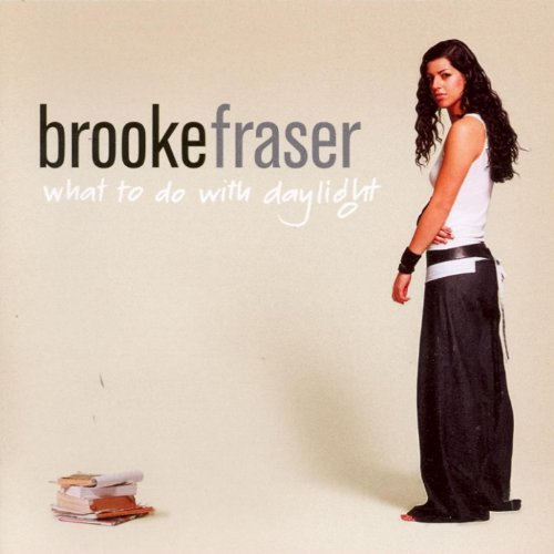 Amazon.com: What To Do With Daylight: Brooke Fraser