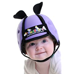 Thudguard Baby Protective Safety Helmet Lilac by Thudguard