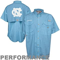 NCAA North Carolina Tar Heels Mens Collegiate Graphic Bonehead Short Sleeve Shirt,... by Columbia