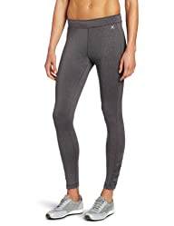 Danskin Women's Flounced Running Legging
