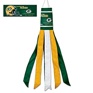 Green Bay Packers 57 Windsock by Caseys
