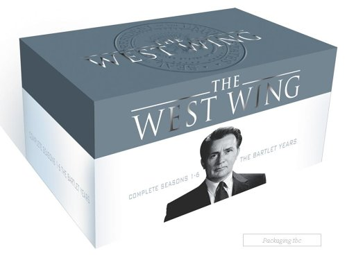 The West Wing - Series 1-6 : The Bartlet Years