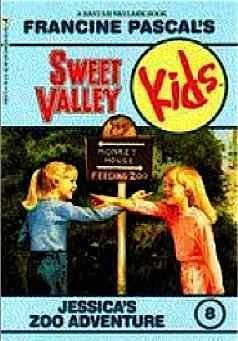 Jessica's Zoo Adventure (Sweet Valley Kids, No. 8)