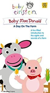 Baby Einstein: Baby Macdonald - a Day on the Farm [VHS]