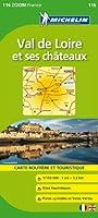 Carte ZOOM Val de Loire et ses Chteaux
