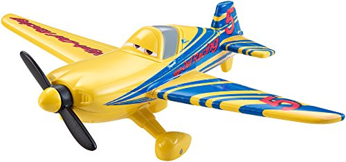 Disney Planes, 2015 Nebraska Trials, Fonzarelli #8 Die-Cast Vehicle - 1